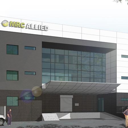 MRC Allied Warehouse