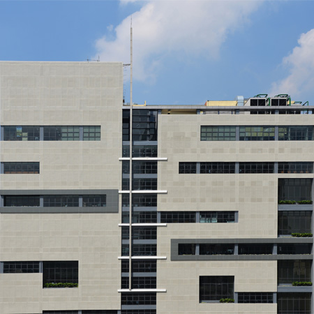 FEU Tech Building