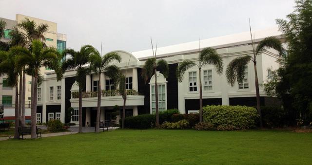 Enderun Athletic Building