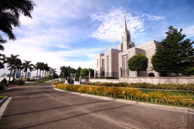 Latter Day Saints Temple Complex