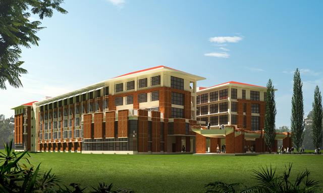 PLDT-CTC & JGSOM Building Expansions