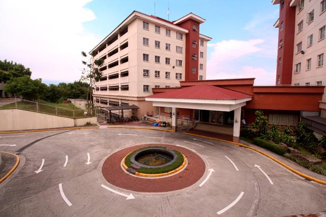 University Dormitory ADMU Campus