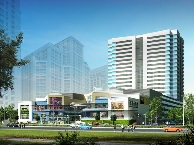 Paradigm Lifestyle and Corporate Center